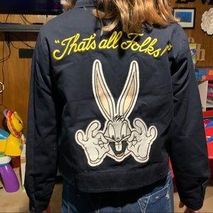 Bugs bunny jacket